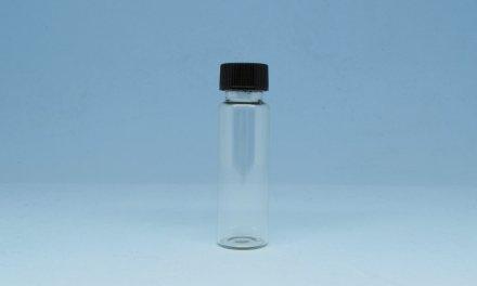 Flaconete de vidro de 15 ml