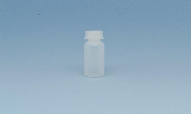 Flaconete de plástico de 5 ml