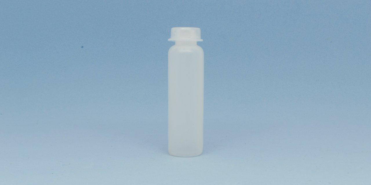 Flaconete de plástico de 10 ml