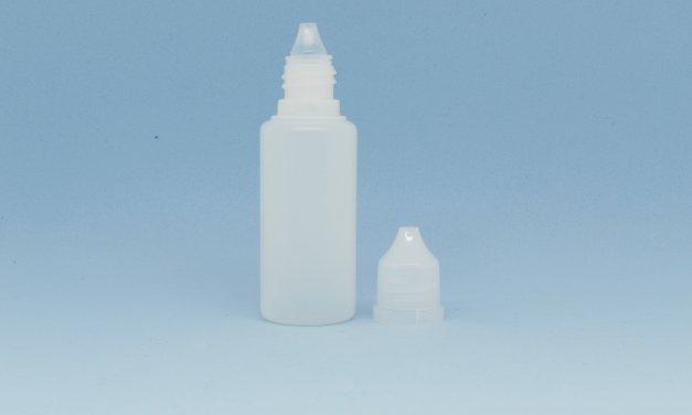 Conta-Gotas de plástico 40 ml