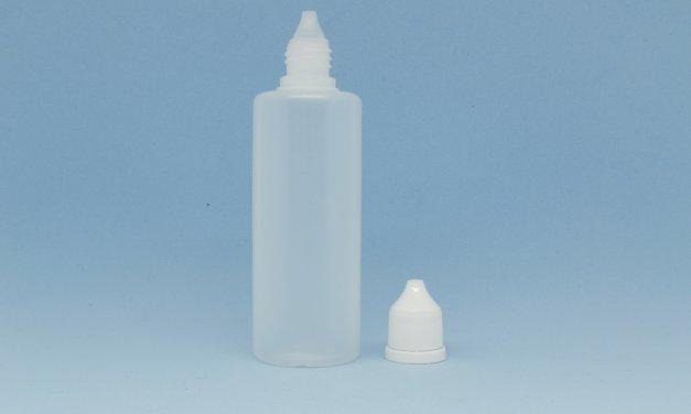 Conta-Gotas de plástico 100 ml