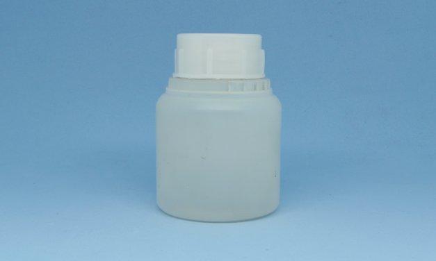 Frasco de Polietileno Cilíndrico 250 ml