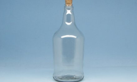 Garrafa Conhaque 900 ml
