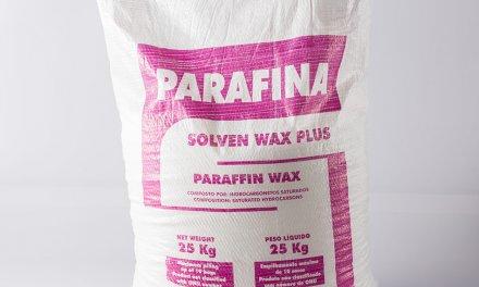 PARAFINA PLUS PACOTE 1 KG